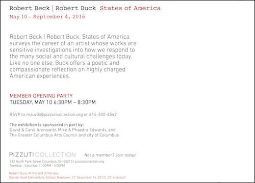 Back of Invitation