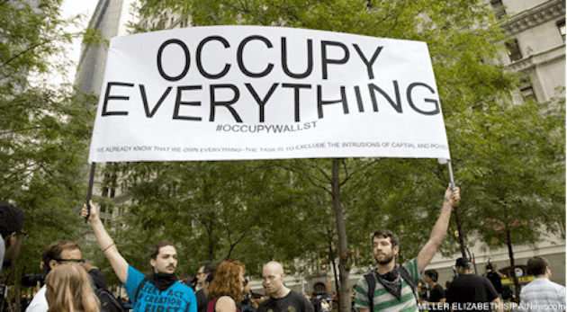 Video Image for OCCUPY WALL STREET: It Is Right to Rebel Without a Cause <br />(these grievances are not-all inclusive)